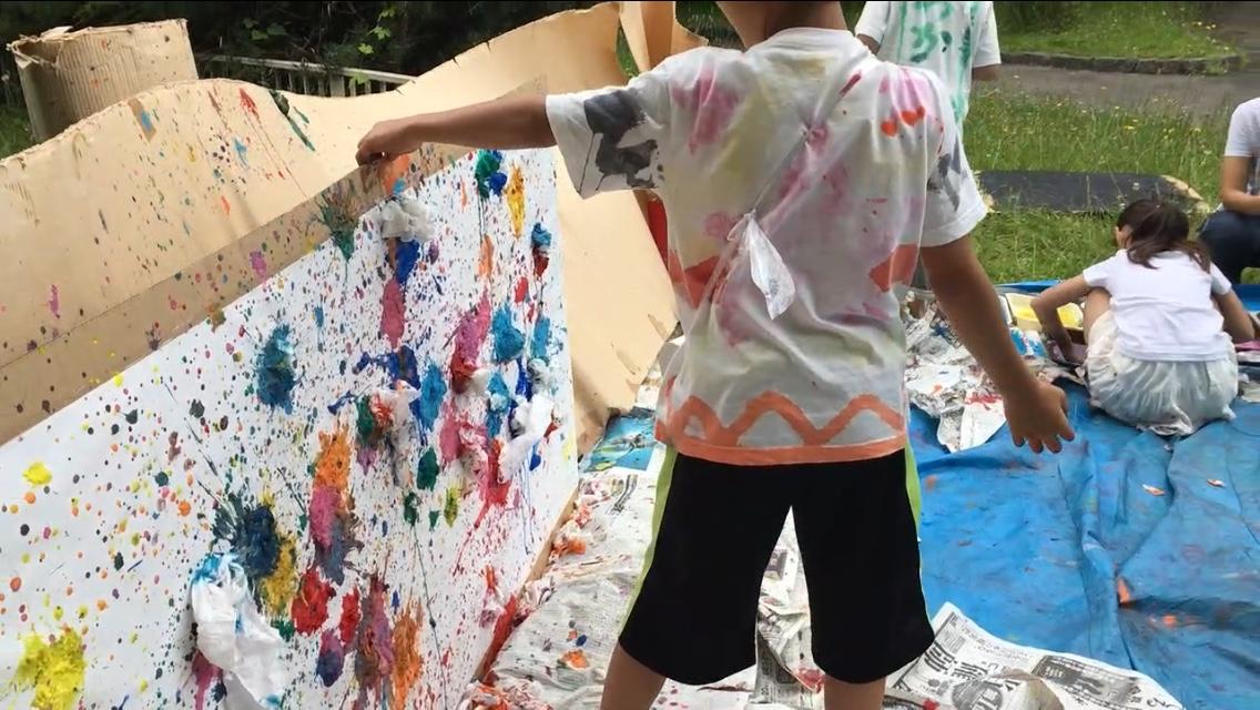 子供絵画教室『ちびぽっく』創造性と才能を育む場所